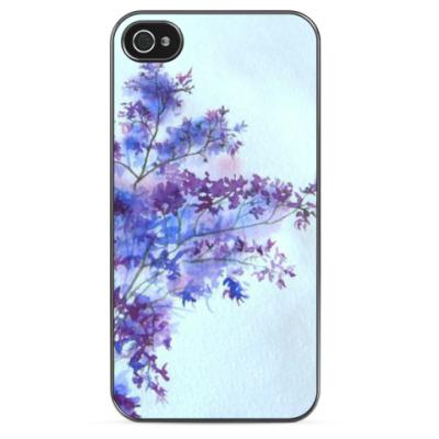 Чехол для iPhone Полевые цветы