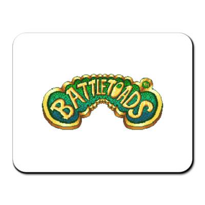 Коврик для мыши Battletoads