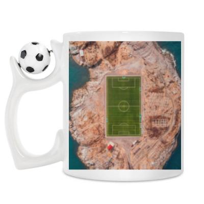 Кружка Футбол с тобой