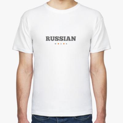 Футболка Russian Man
