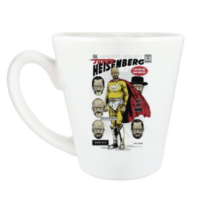Чашка Латте Breaking Bad comic cover