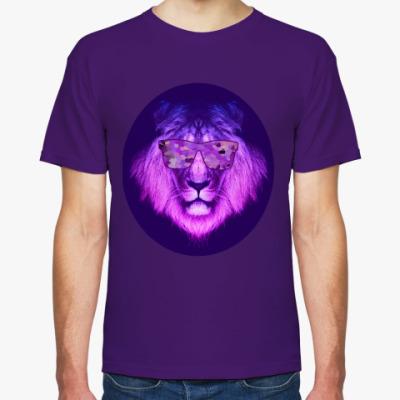 Футболка клубный лев