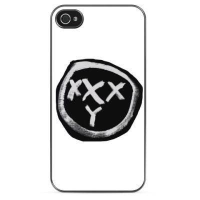 Чехол для iPhone Oxxxy