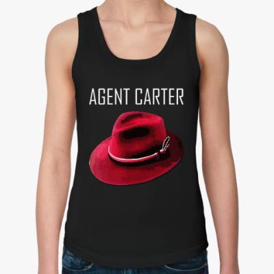 Женская майка Agent Carter