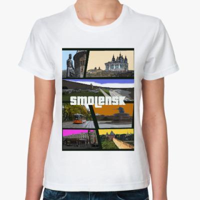 Классическая футболка Смоленск