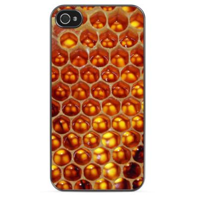Чехол для iPhone Соты