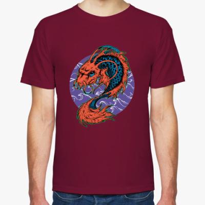 Футболка Dragon Fish