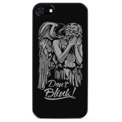 Чехол для iPhone Don't Blink !