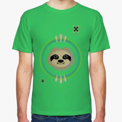 Футболка Sloth