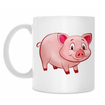 Кружка Smile Pig