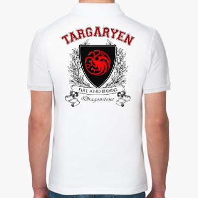 Рубашка поло House Targaryen