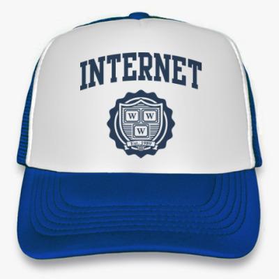 Кепка-тракер Интернет