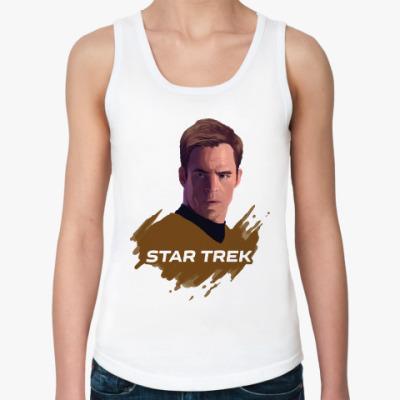 Женская майка Star Trek
