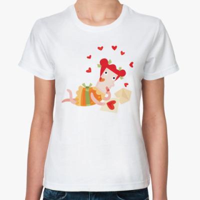 Классическая футболка  NEW!!!