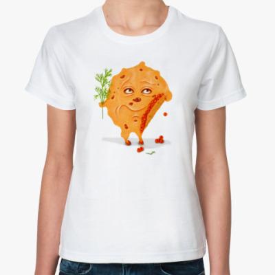 Классическая футболка Горячий соблазнитель