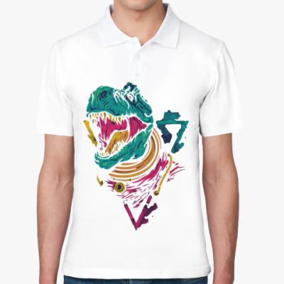 Рубашка поло Динозавр
