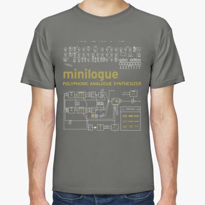 Футболка Minilogue