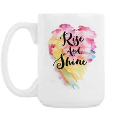Кружка Rise and Shine