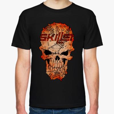 Футболка Skillet Skull