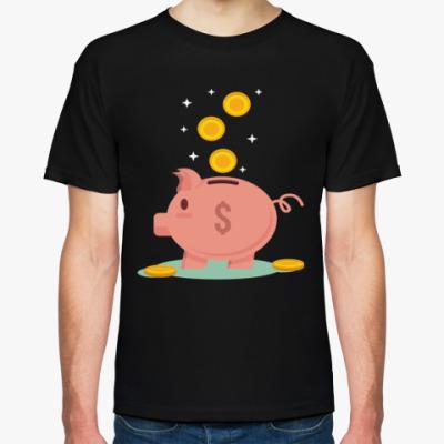 Футболка Piggy Bank