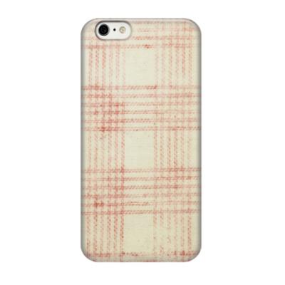 Чехол для iPhone 6/6s Винтажная клетка