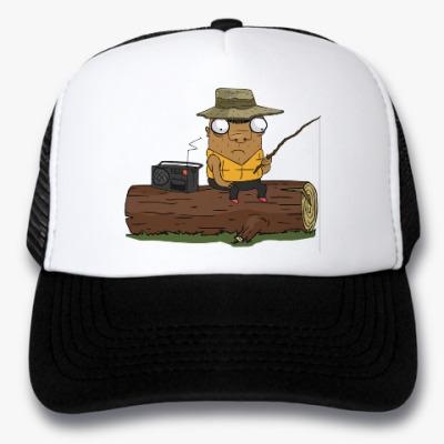 Кепка-тракер Шамиль-рыбак