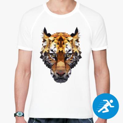 Спортивная футболка Тигр / Tiger