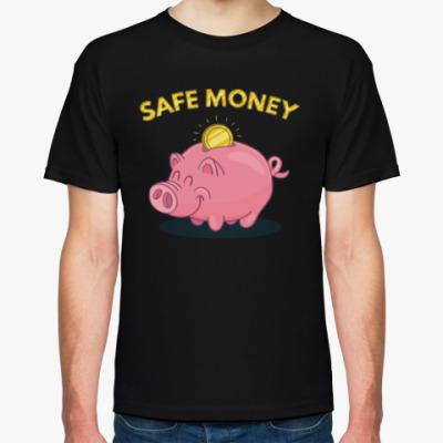 Футболка SAFE MONEY