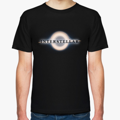 Футболка Interstellar