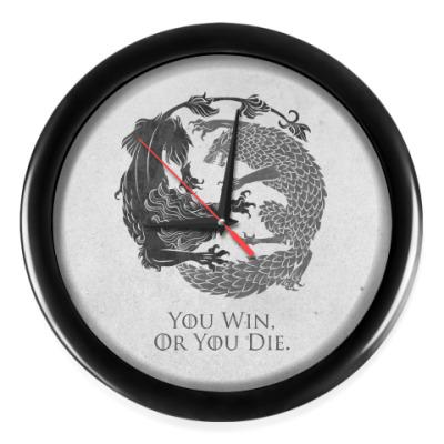 Настенные часы Игра Престолов