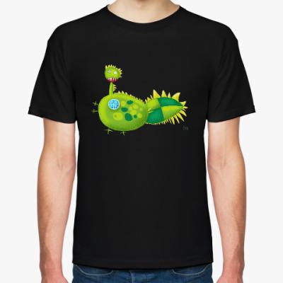 Футболка динозавр