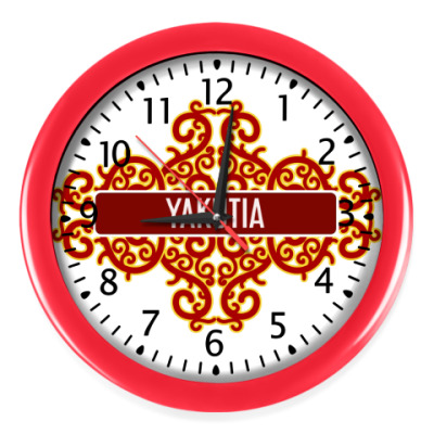 Настенные часы Yakutia / Sakha Republic