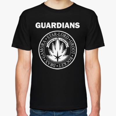 Футболка Guardians of the Galaxy