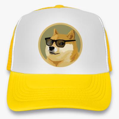 Кепка-тракер COOL DOGE