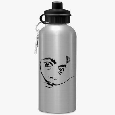Спортивная бутылка/фляжка Сальвадор Дали