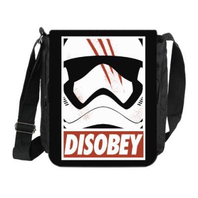 Сумка на плечо (мини-планшет) Star Wars: Disobey