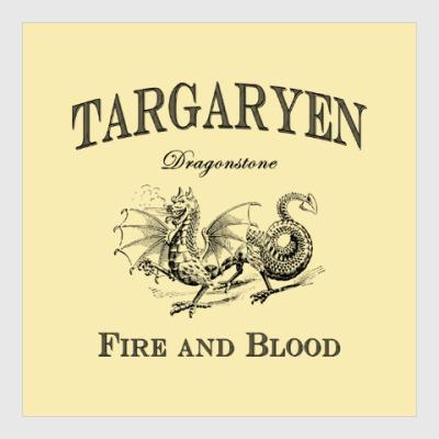Постер Targaryen