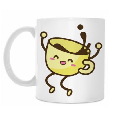 Кружка Coffee Cup Dance