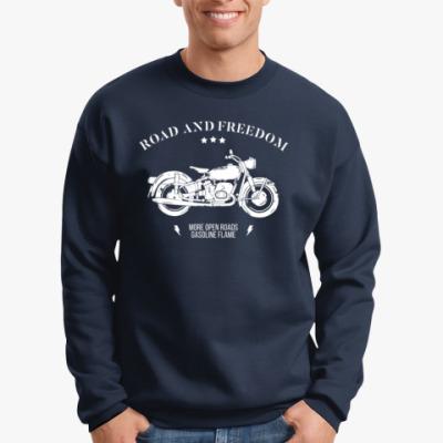 Свитшот Король дорог (мотоцикл)