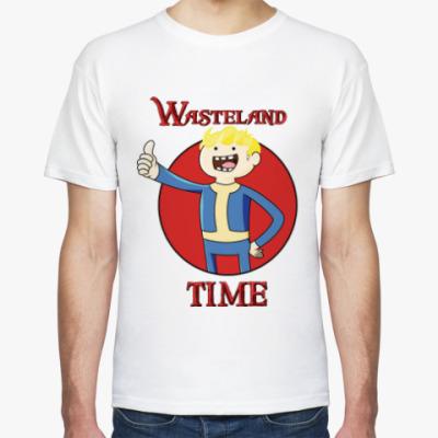 Футболка Wasteland time