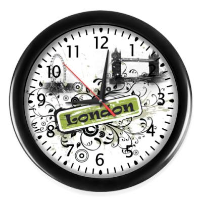 Настенные часы Лондонский стиль