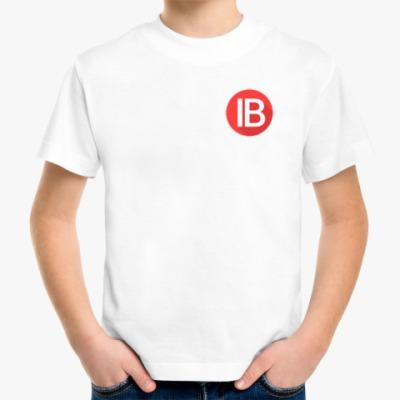 Детская футболка IGROBAR