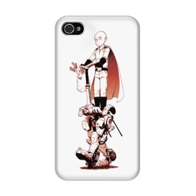 Чехол для iPhone 4/4s Ванпанчмен