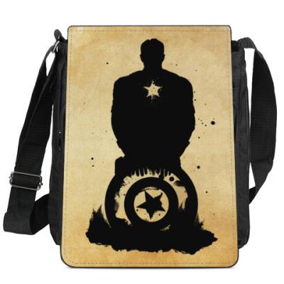 Сумка-планшет Captain America