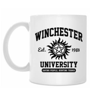 Кружка Winchester University