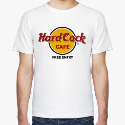 Футболка Хард Кок кафе