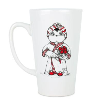 Чашка Латте Доброе утро