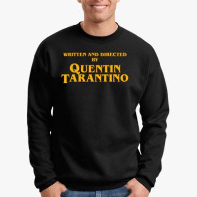 Свитшот QUENTIN TARANTINO