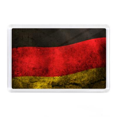 Магнит Немецкий флаг