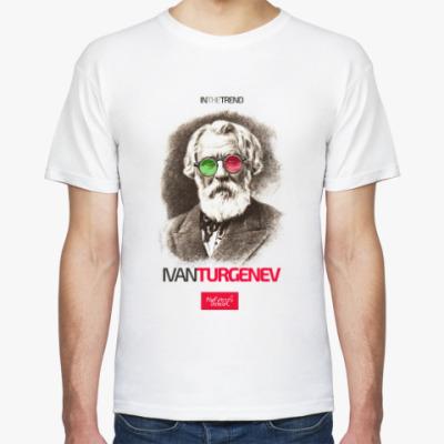 Футболка IVANТУРГЕНЕВ